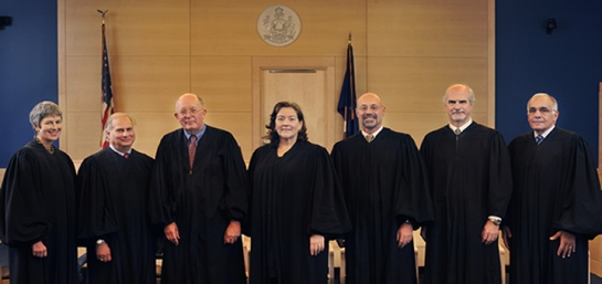Maine's judiciary, the lowest paid in the country, may soon see a pay raise.